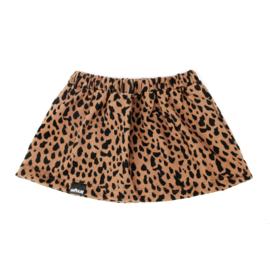 Dots Skirt Caramel