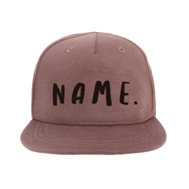 Cap Handwritten Name