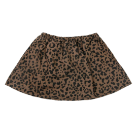 Skirt Brown Leopard SS20