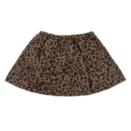 Skirt Brown Leopard SS20