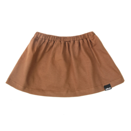 Basic Skirt Caramel
