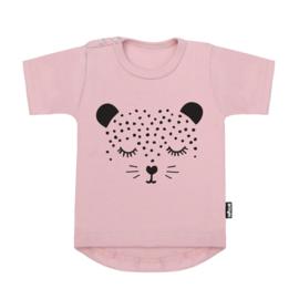 Leopard Roze KorteMouw