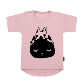 CuteCat Pink Short