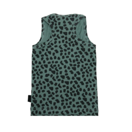 Top Sea Green Spots SS20