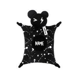 Blankie Bear Black Name