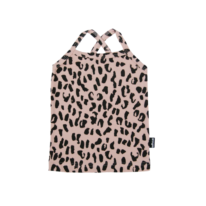 Top Pink Leopard  SS20