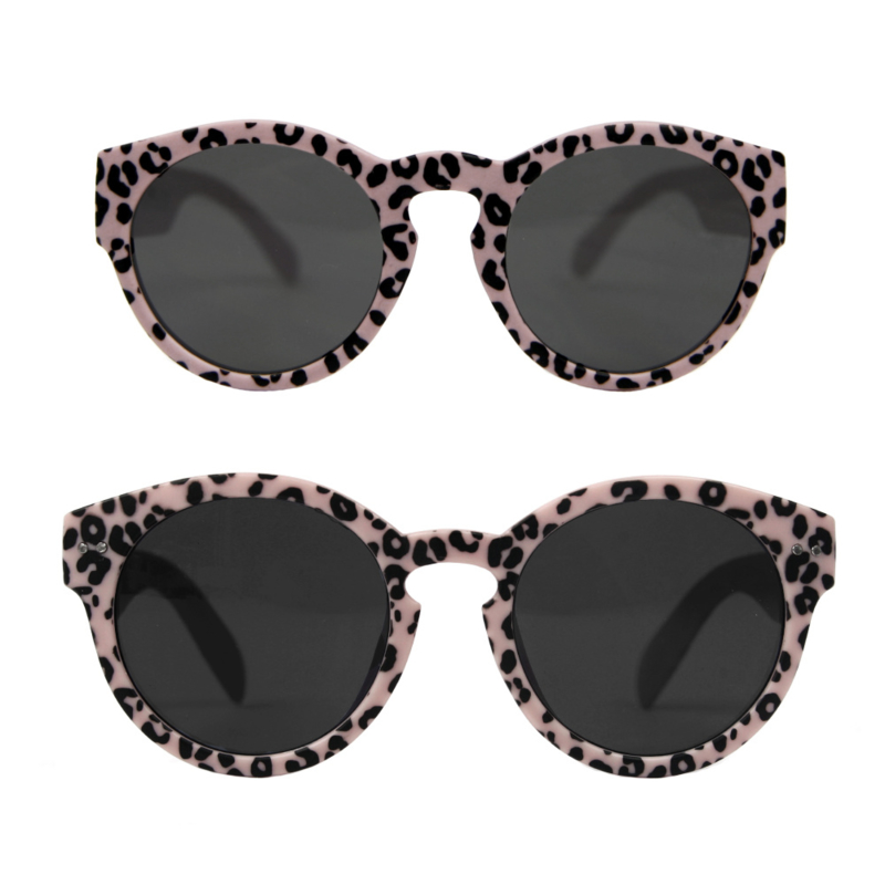 Twinning Sunnies Pink Leopard Junior