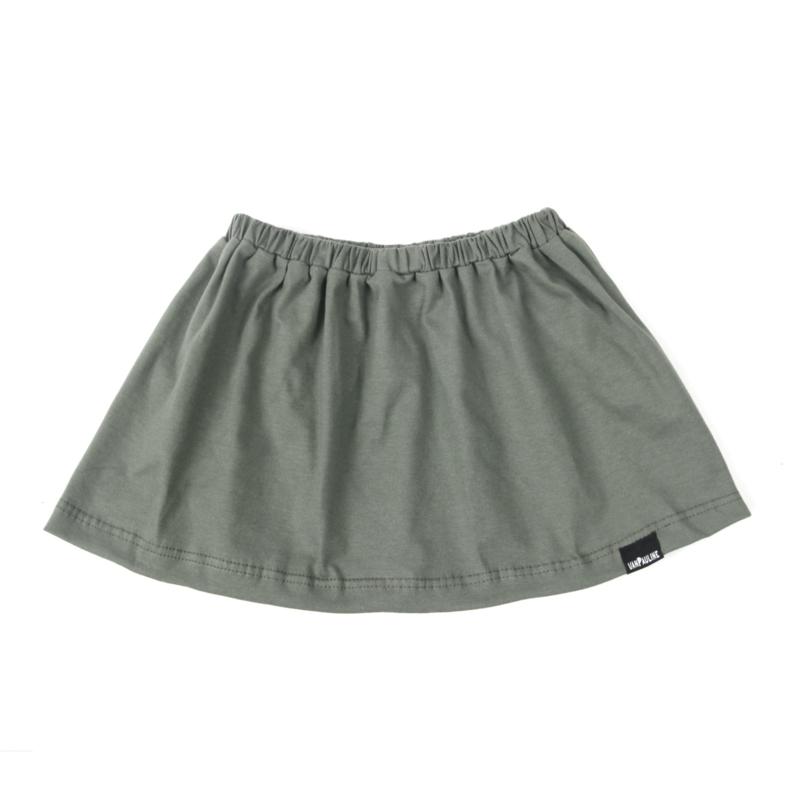 Basic Skirt Green