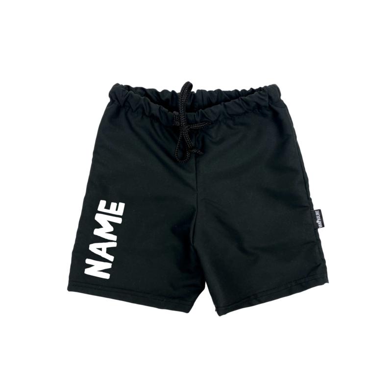 Zwembroek Black Loose fit Name (Nieuw)
