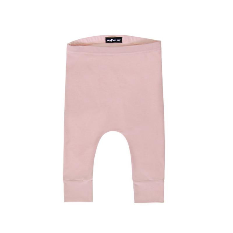 Pants Basic Pink