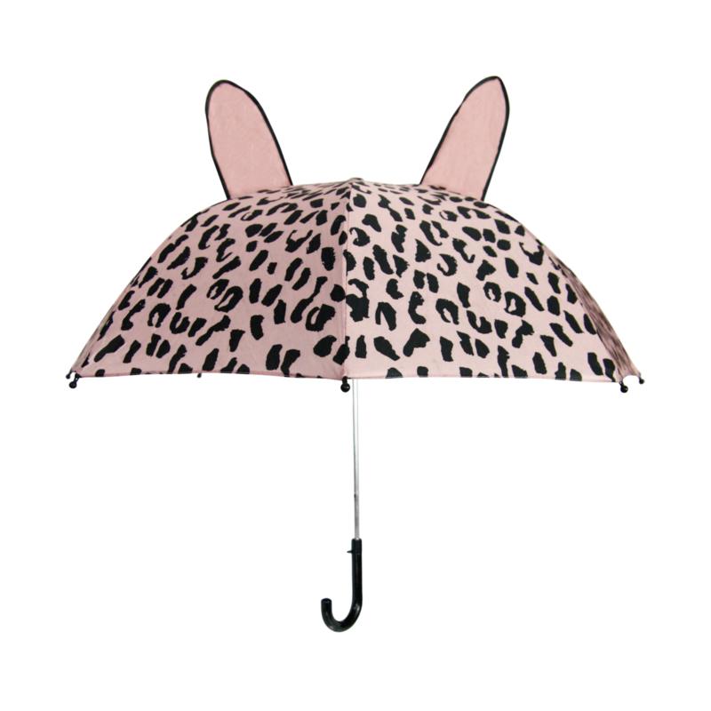 Umbrella Pink Leopard