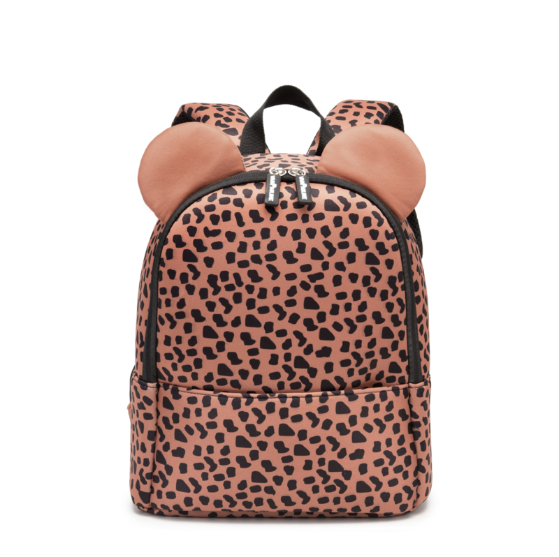 Backpack Bear Caramel Spots