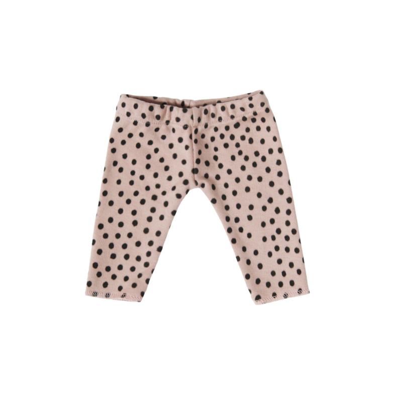 Poppenbroekje Blush Pink Dots