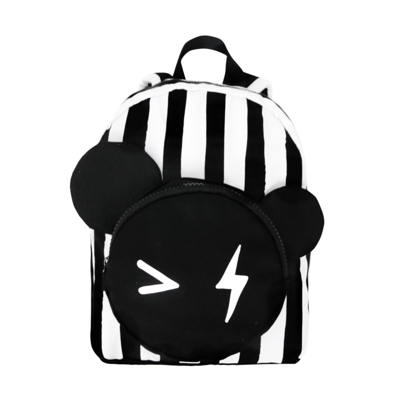 Backpack Bear Stripe Small