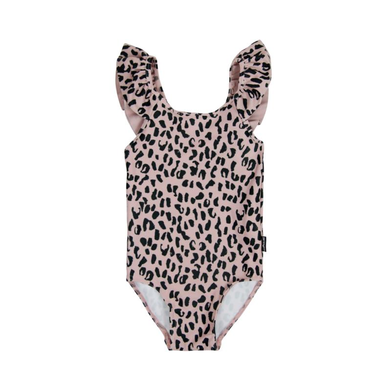 Badpak Pink Leopard