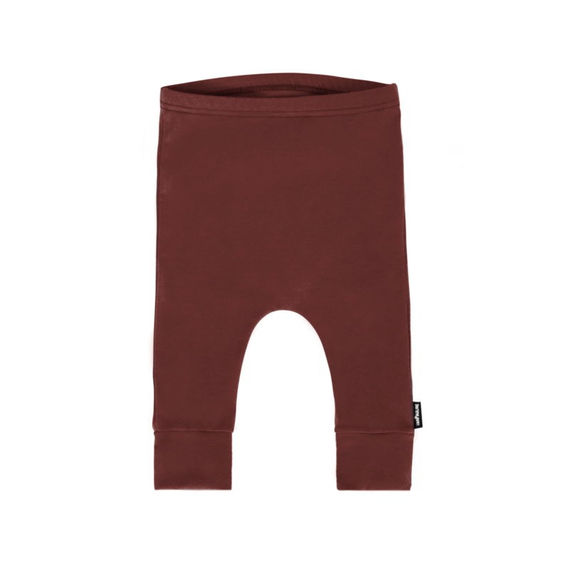 Pants Basic Red