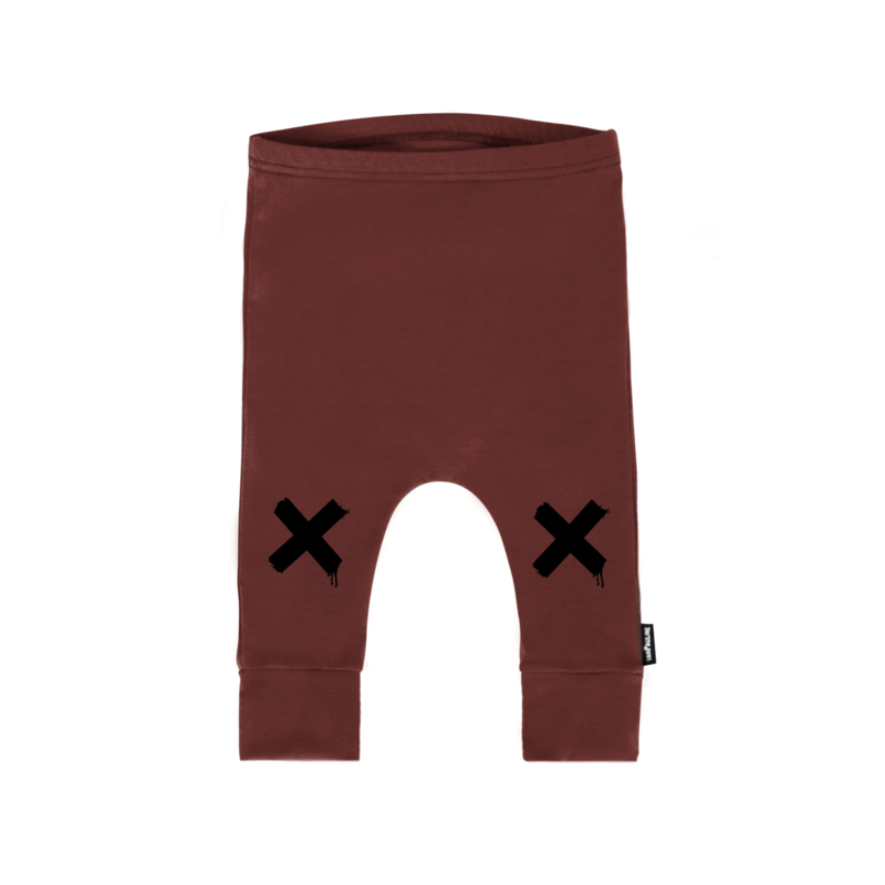 DRIPPIN' X PANTS RED