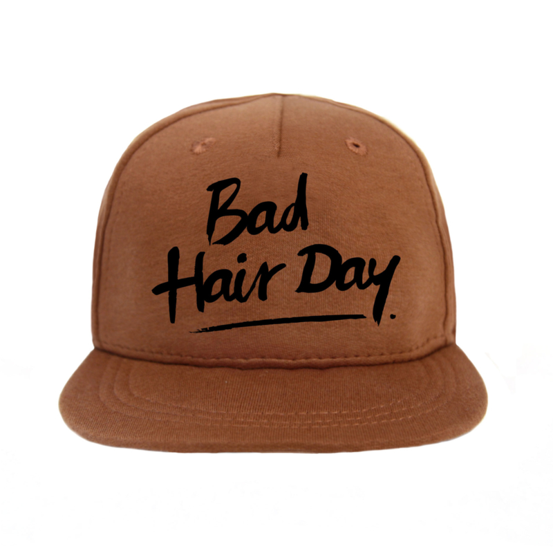 Cap Bad Hair Day