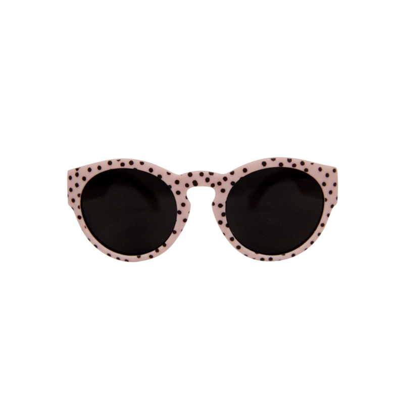Sunnie Pink Dots Small