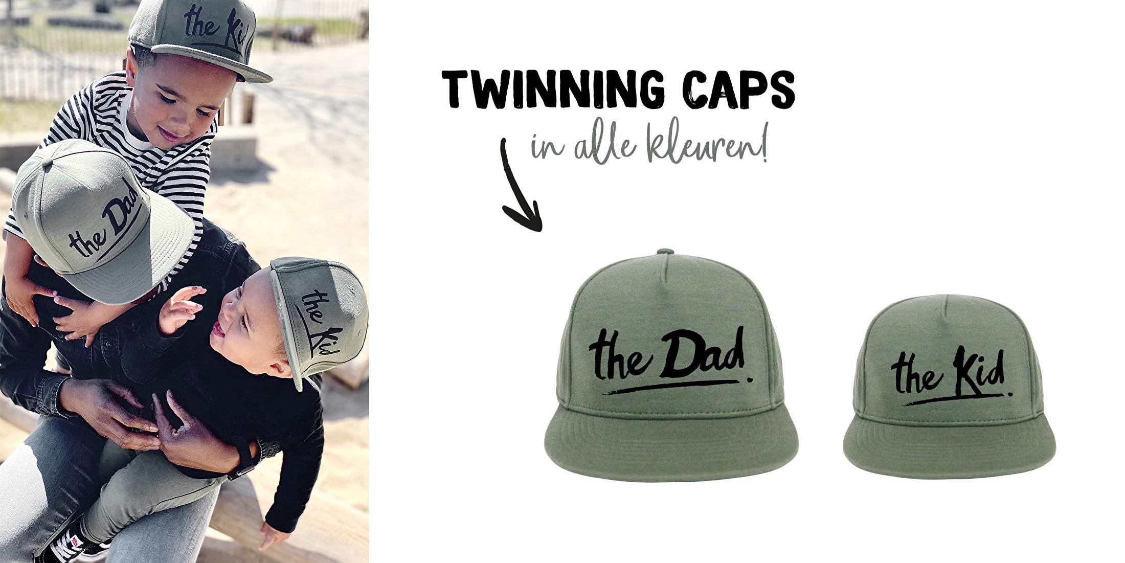 Twinning Caps