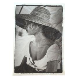 Mo-Ca Print Brigitte Bardot