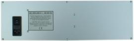 Doepfer Blind Back Panel 85HP for power supply mounting V2