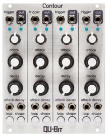 Qu-Bit Electronix - Contour (silver)