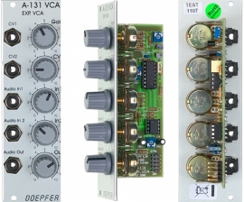 Doepfer A-131 Voltage Controlled Amplifier