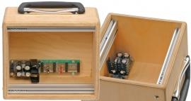 Doepfer A-100MC Mini Case raw  (erurorack case)