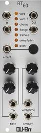 Qu-Bit Electronix -  RT60, Silver