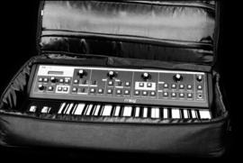 Moog Music Little Phatty/Sub 37 Gig Bag