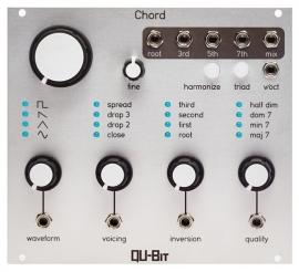 Qu-Bit Electronix -  Chord (silver)