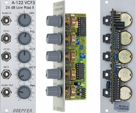 Doepfer A-122 24dB Low Pass 2 (VCF3)