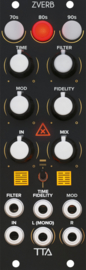 Tiptop Audio Zverb (black)