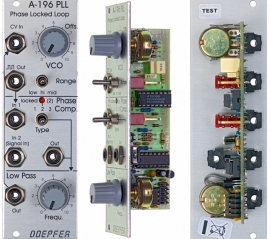 Doepfer A-196 Phase Locked Loop (PLL)