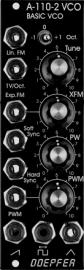 Doepfer A-110-2V (vintage black edition)