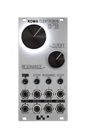 KOMA SVF-201 – Analog State Variable Filter