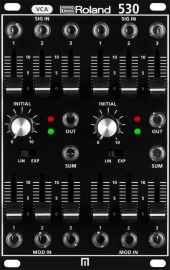 Roland System-500 530 DUAL VCA