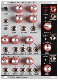 Verbos Electronics - Control Voltage Processor