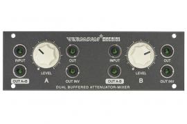 Vermona Dual Attenuator/Mixer 1U