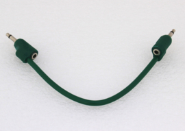 Tiptop Audio Stackcables (light)Green 20cm