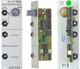 Doepfer A-117 Digital Noise / Random Clock / 808 Sound Source