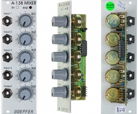 Doepfer A-138b Mixer Logarithm