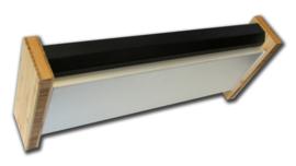MS-84BB 84HP Skiff Black + Bamboo (eurorack case)