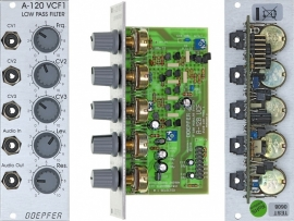 Doepfer A-120 24dB Low Pass 1 (VCF1)