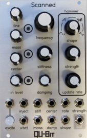 Qu-Bit Electronix -  Scanned (silver)