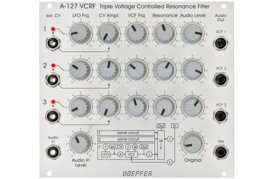 Doepfer A-127 VC Triple Resonance Filter