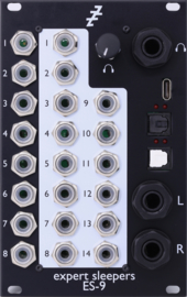 Expert Sleepers - ES-9 USB audio-interface