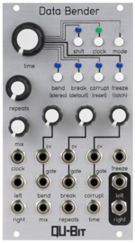 Qu-Bit Electronix Data Bender silver