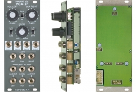 Cwejman VCA-2P Stereo-Panning-Amp
